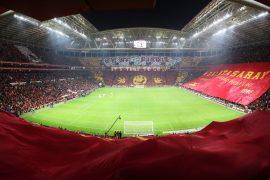 ガラタサライのホームスタジアムであるトルコ テレコム アリーナ