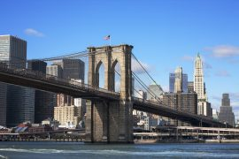 ブルックリン橋外観