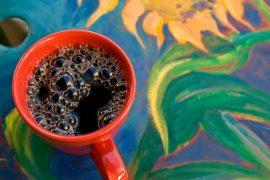 コハラコーヒミルのコーヒー