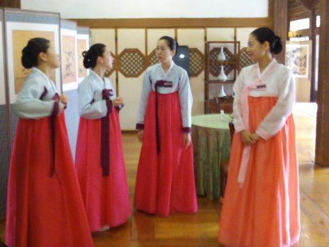 韓国の家族