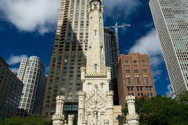 シカゴ給水塔