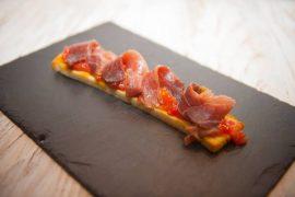スペインマドリードChiringuito de El Senor Martiの料理