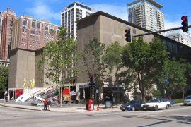 シカゴ現代美術館の建物