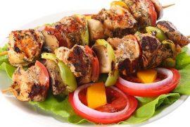 ギリシャアテネTaverna Eliaの料理