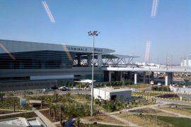 インディラ・ガンディー国際空港のターミナル3
