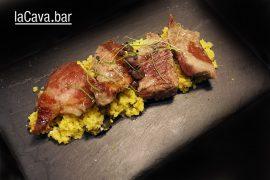スペインセビリアlacavabarの料理