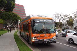 ロサンゼルスの路線バス