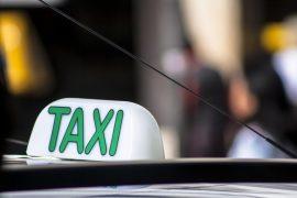 サンパウロのタクシー