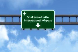 スカルノ・ハッタ国際空港