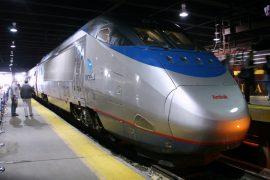 アムトラックの高速鉄道アセラ・エクスプレス