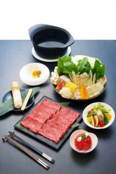合鍋物の料理