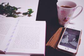カフェで勉強