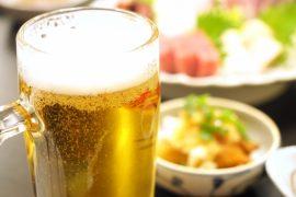 ビールと居酒屋