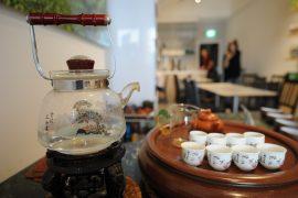イーシー・スアン・ティーハウスのお茶1
