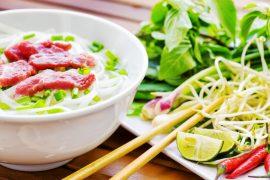 レストラン・ボンジュール・ベトナムのフォー