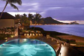 ハワイのホテル