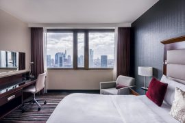 フランクフルトのホテル