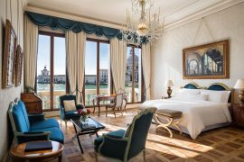 ベネチアのホテル