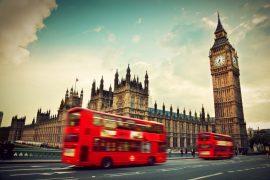 ロンドンの現地オプショナルツアー
