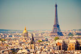 パリの現地オプショナルツアー
