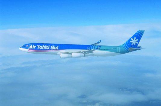 エア・タヒチ・ヌイの機体