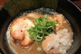平塚のラーメン店