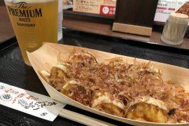 新大阪の人気おすすめたこ焼き店
