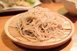 神楽坂の人気おすすめ蕎麦屋