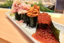 神田の人気おすすめ寿司屋