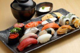 大宮のお寿司屋さんランチ