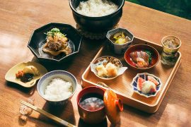 鎌倉の和食屋・空花のランチ