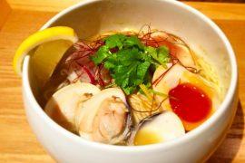 心斎橋の飲食店・貝料理専門店 ゑぽっくのランチ一例