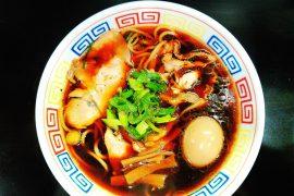 難波のラーメン屋・麺屋 丈六のメニュー一例